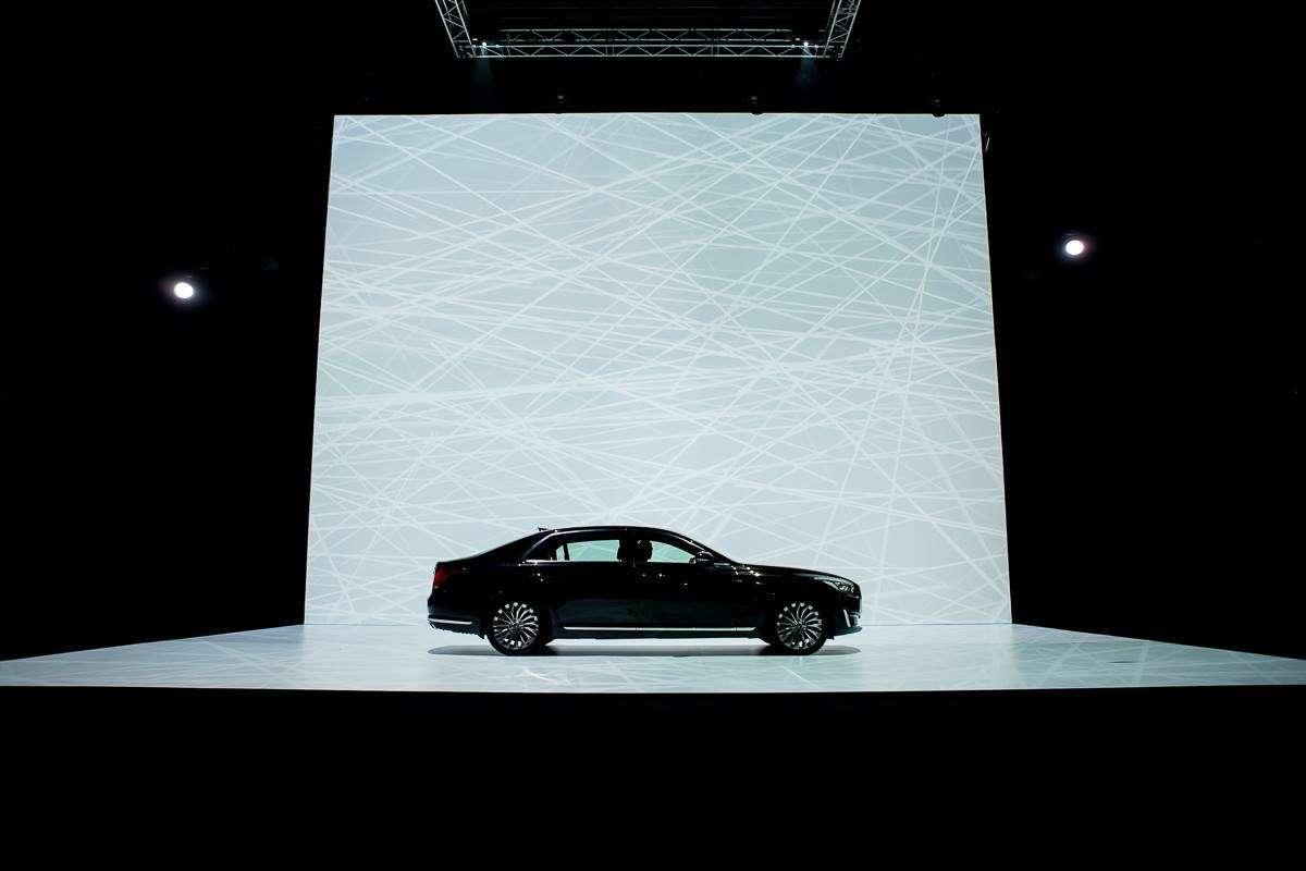 Hyundai застолбила территорию впремиуме— фото 638504