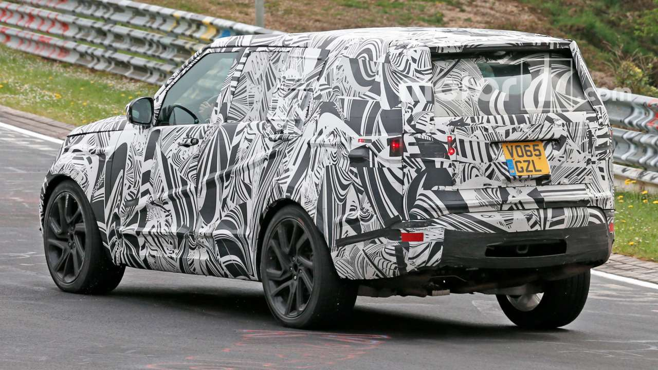 Land Rover Discovery уподобится «малышне»— фото 591944