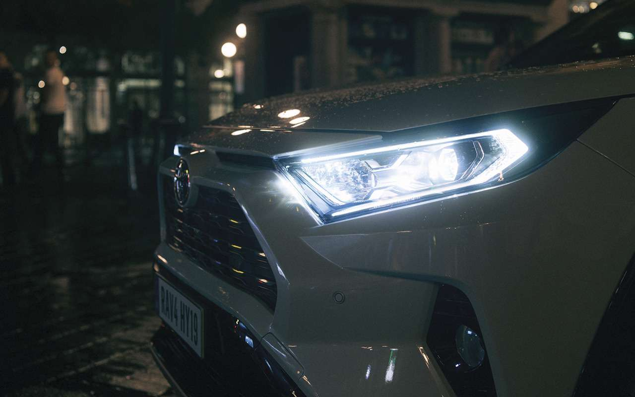 9«секретных» фишек Toyota RAV4— фото 1206320