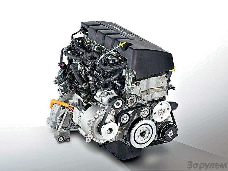 Обозрение. Все типы гибридов: Скрестив бензин сэлектричеством— фото 91511
