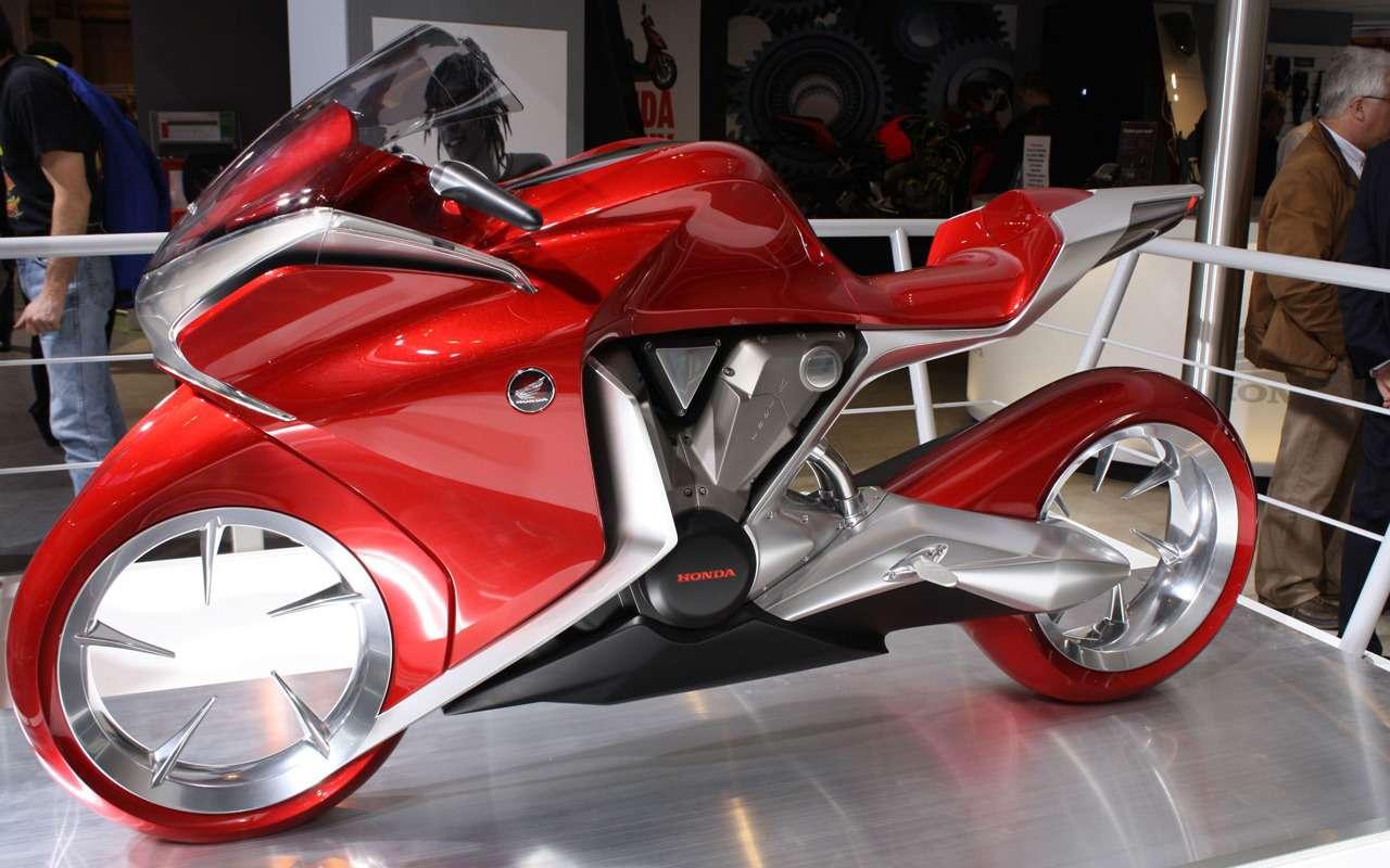 9 крутых мотоциклов, которые скоро появятся впродаже— фото 940907
