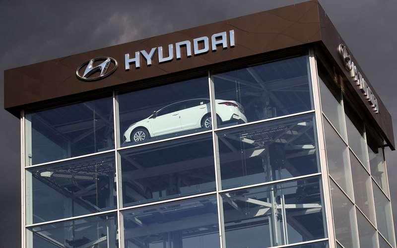 Дилеры Hyundai высказались против онлайн-продаж