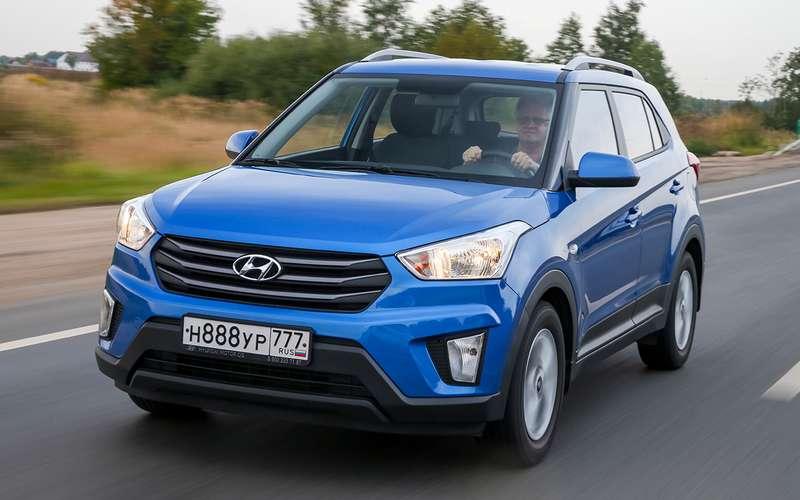 Hyundai Creta б/у— главные «косяки»