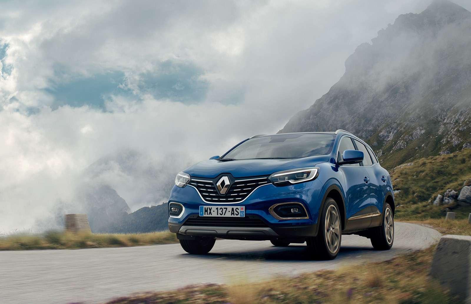 Renault обновила свой кроссовер дляЕвропы— фото 904231