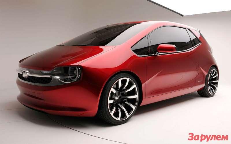 HONDA CANADA INC.— LeConcept Honda GEAR fait ses débuts