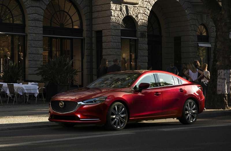Обновленная Mazda 6для России получит новый двигатель