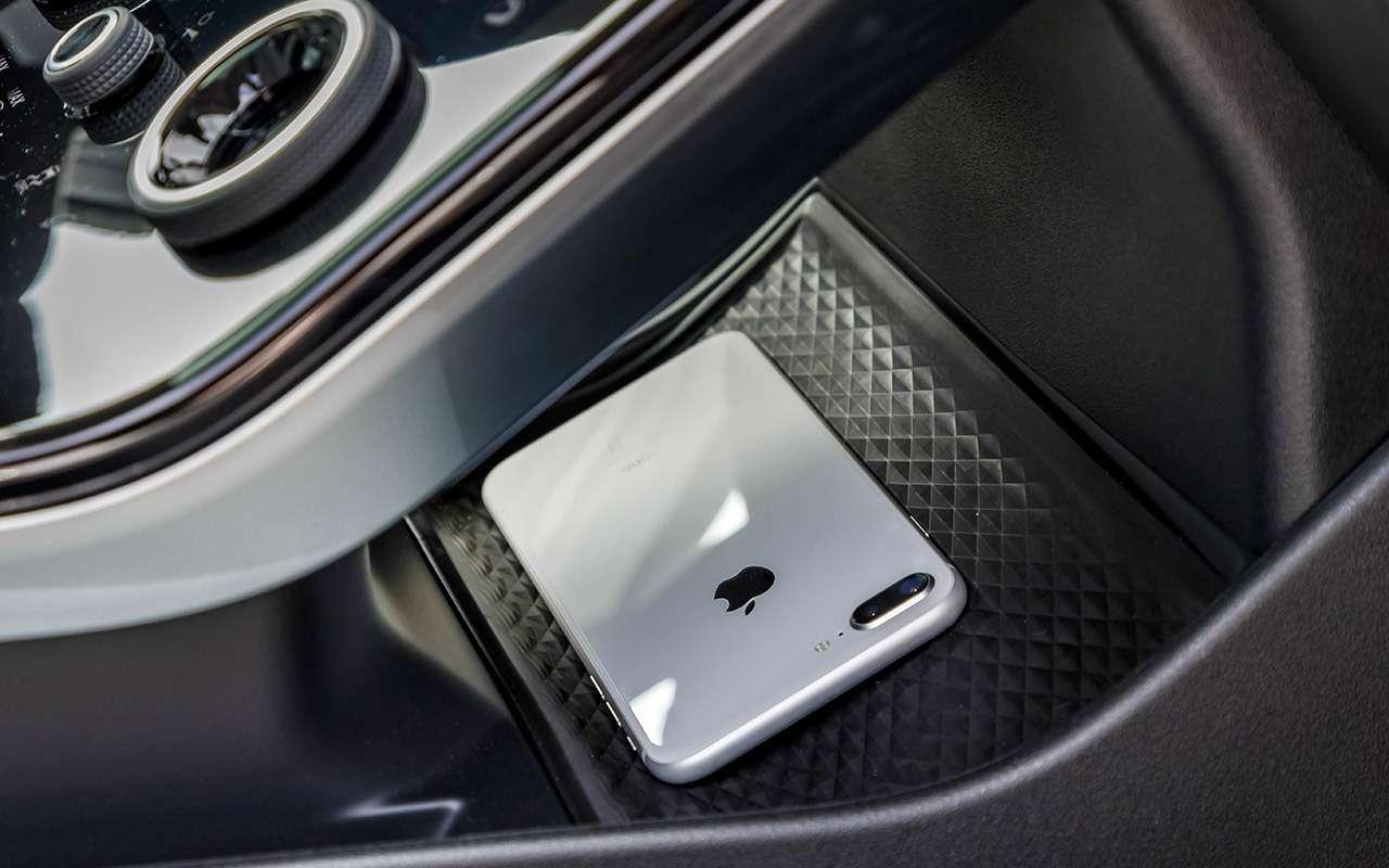 Новый Range Rover Evoque: первый тест серийного кроссовера— фото 968507