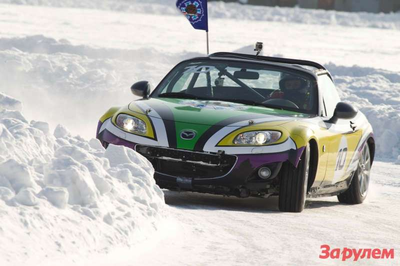 Mazda MX 5 Ice Race 2013      200