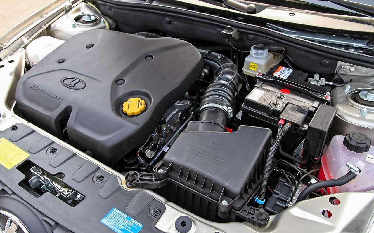 Автомобили B-класса за400 тысяч руб.: все лучшие варианты— фото 959238