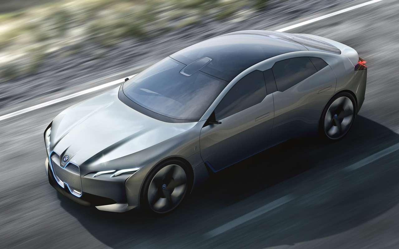 Новую модель BMW впервые сфотографировали— фото 943238