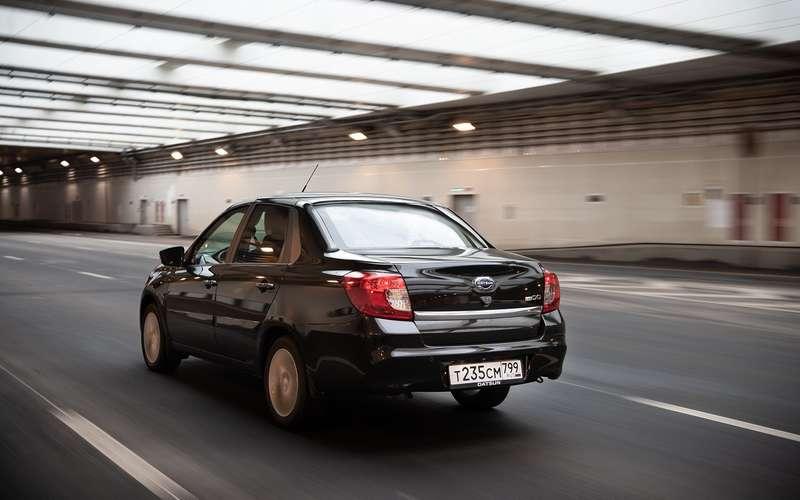 В России собрали последний автомобиль Datsun