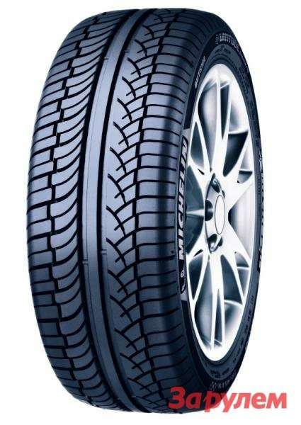 Внедорожная Michelin latitudeDiamaris