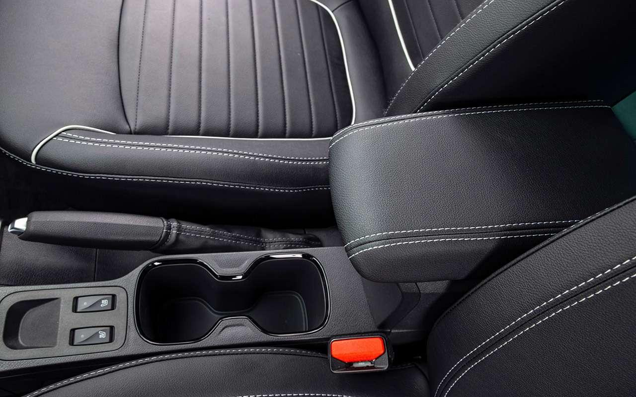 Renault Kaptur 2020: тест-драйв ивсе изменения— фото 1142438