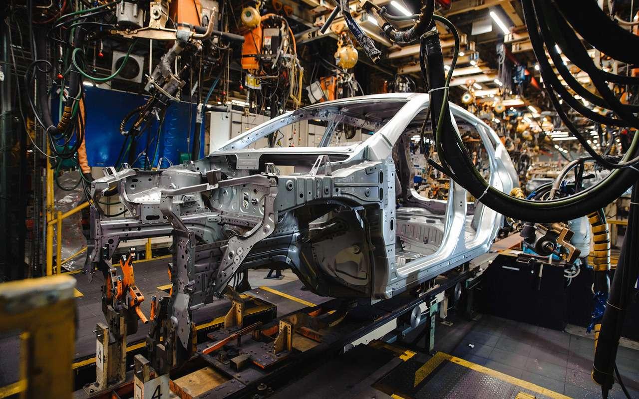 Первый обновленный Qashqai сошел сконвейера российского завода Nissan— фото 947112
