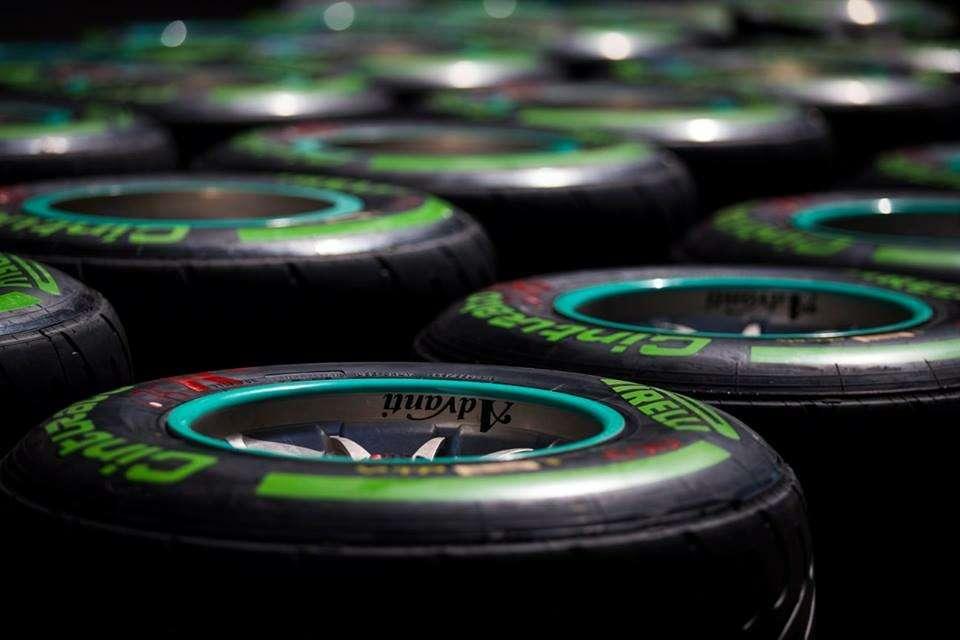 Pirelli, Формула 1, ГПРоссии, Сочи Автодром