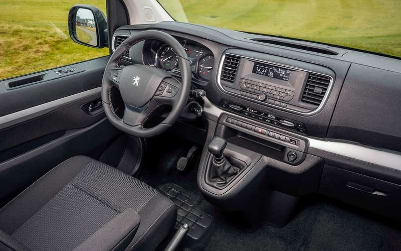 Peugeot Traveller сполным приводом: тест-драйв набездорожье
