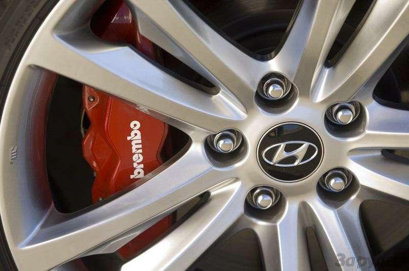 Hyundai Genesis Coupe: ядерный заряд подБМВ— фото 6627
