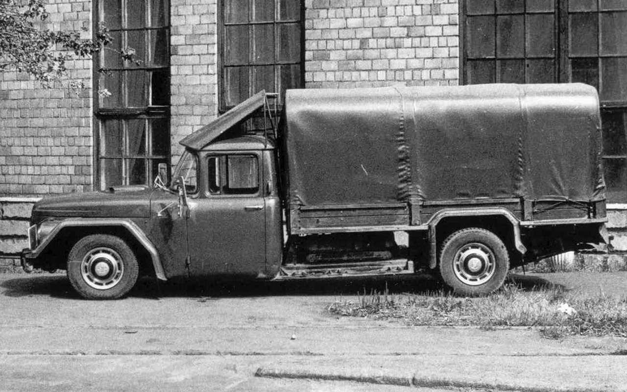 Редкие кадры: вот куда пропадали списанные вСССР лимузины (игрузовики)— фото 1271552