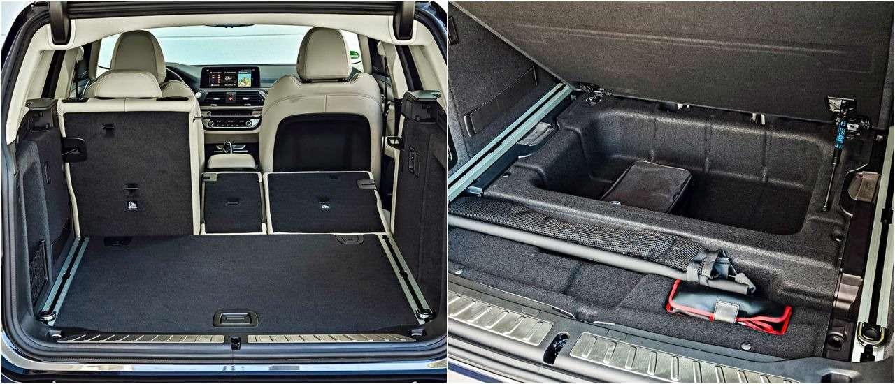 Новый BMW X3— тест первого кроссовера наплатформе CLAR— фото 826116