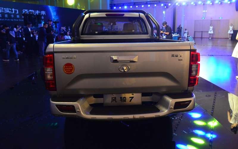 Great Wall решил сделать конкурента VW Amarok