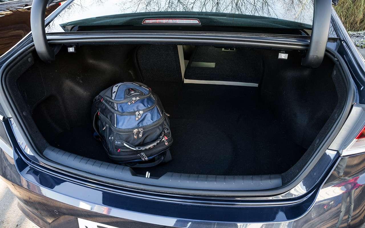 Новая Hyundai Sonata ввопросах иответах— фото 841082