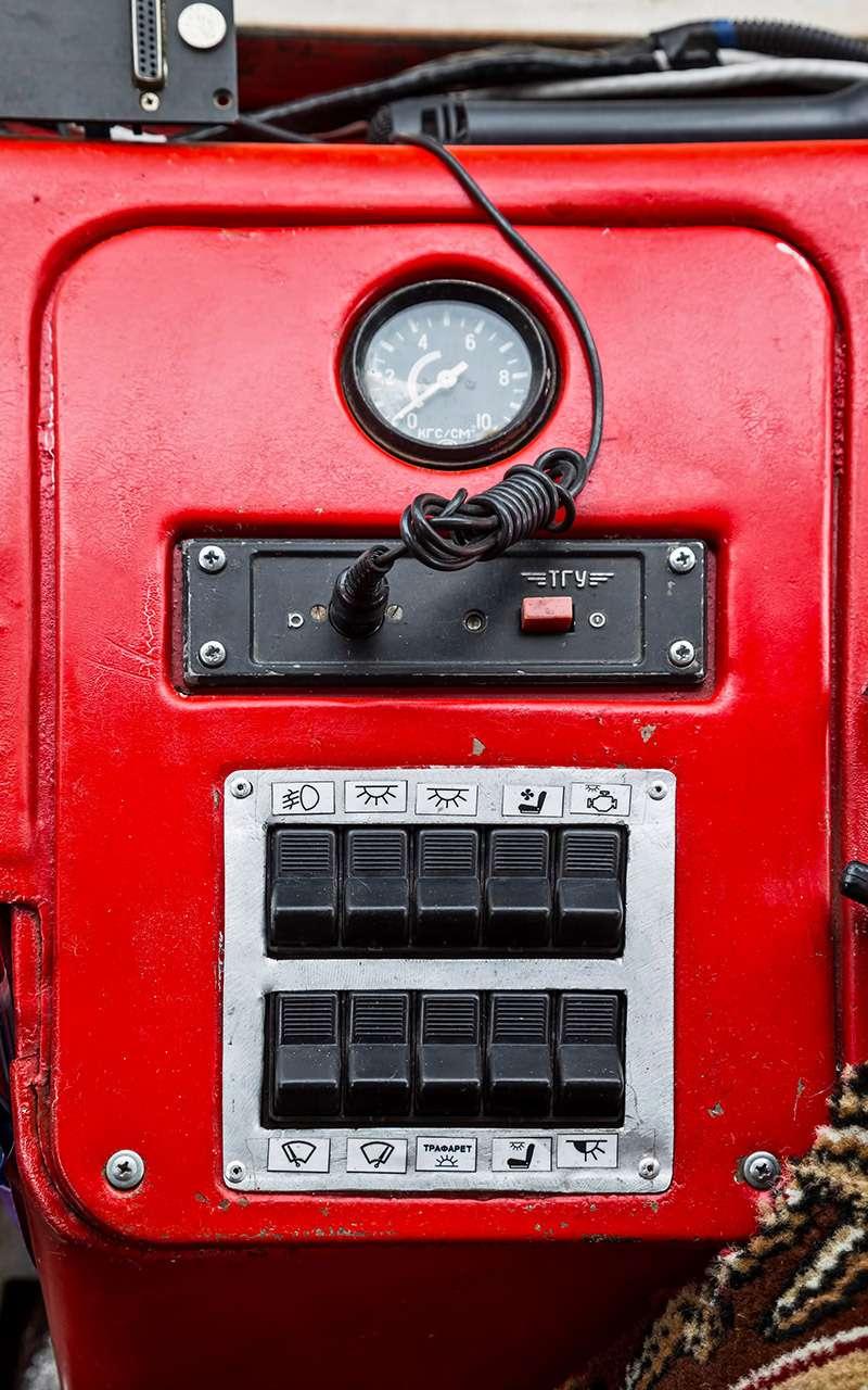 Автобус ЛиАЗ-677— ретротест под«звон бутылок»— фото 793190