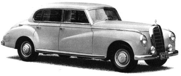 2 1951 Typ300 Mercedes nocopyright