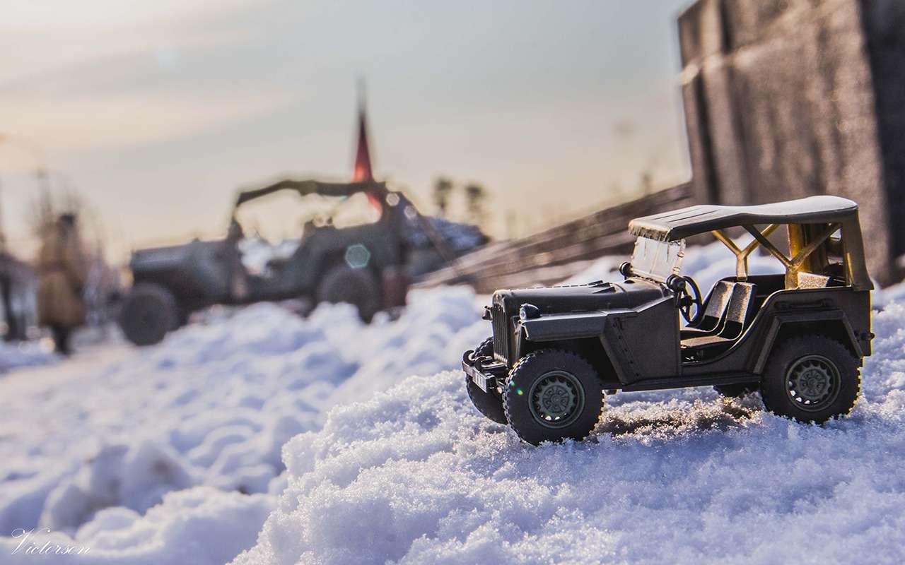 Город наладони: путешествие наминиатюрных автомобилях— фото 830432