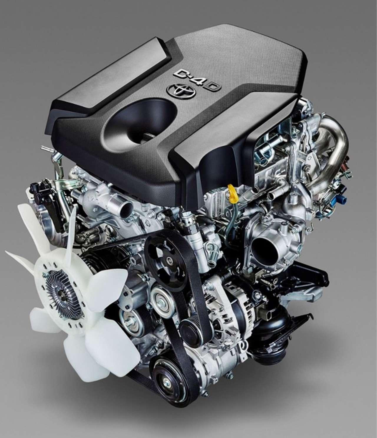 Toyota Fortuner с дизельным мотором: старт продаж - фото 1194205