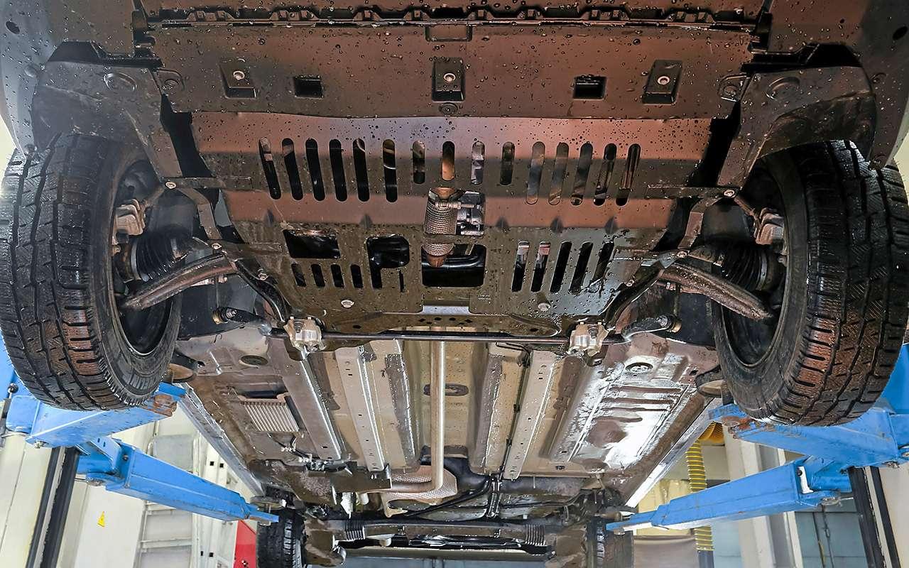 Peugeot Partner изКалуги: рассмотрели совсех сторон!— фото 1231048