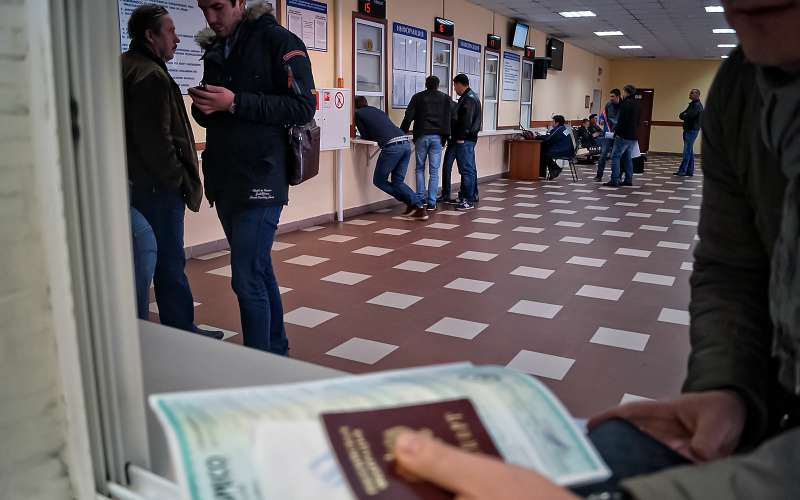 Полис ОСАГО больше непотребуется россиянам при регистрации автомобиля