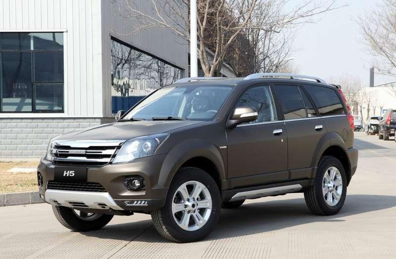Рамный вседорожный автомобиль DWHower H5 уже доступен для предзаказа в РФ