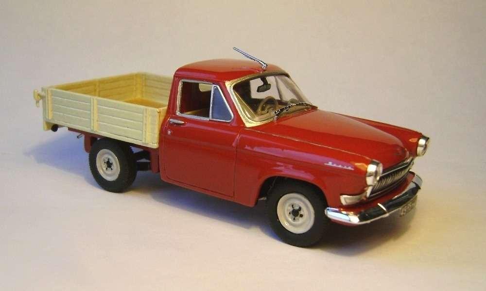 Альтернативная автоистория— невиданные модели СССР— фото 804053