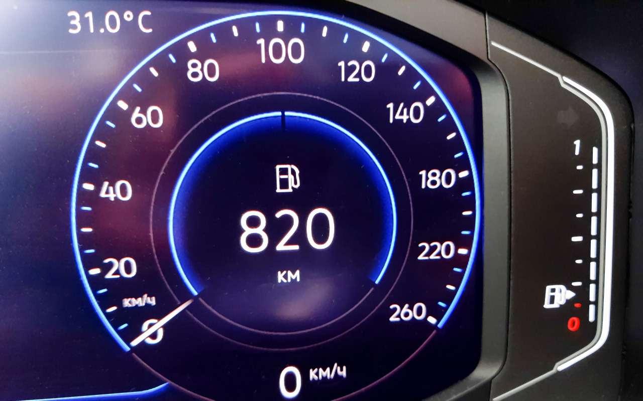 23 000 км с новым VW Polo: подробный отчет (с видео) - фото 1276485