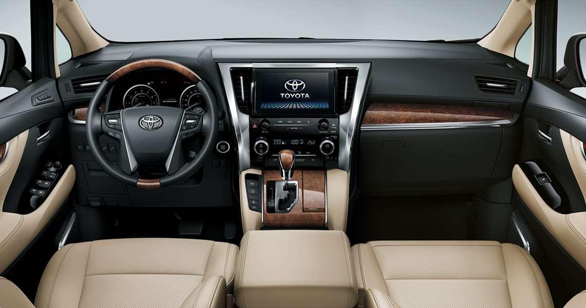 Обновленный Toyota Alphard вРоссии: немного мощнее изаметно дороже— фото 847020