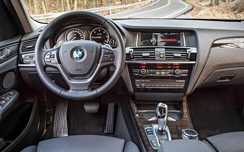 BMWX3с пробегом: 3бесспорных плюса и2существенных минуса