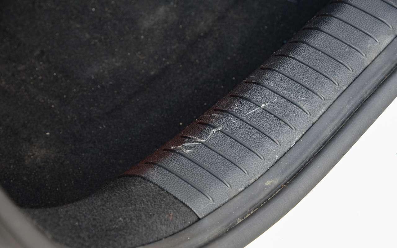 KiaCeed: тестируем вместимость багажника— фото 969443
