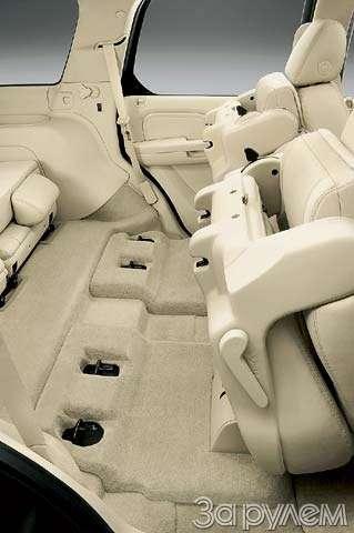 Cadillac Escalade. Вполном размере— фото 62743