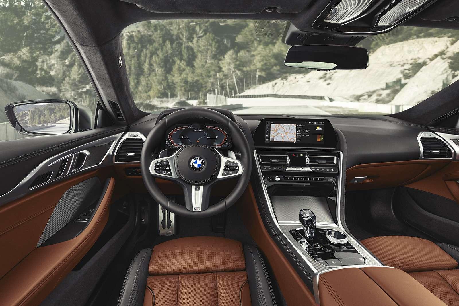 BMW8-й серии. 20лет спустя (почти)— фото 879670