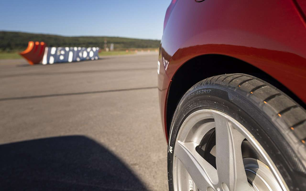 Ветер третьего поколения— тест новой шины ксезону— фото 959134
