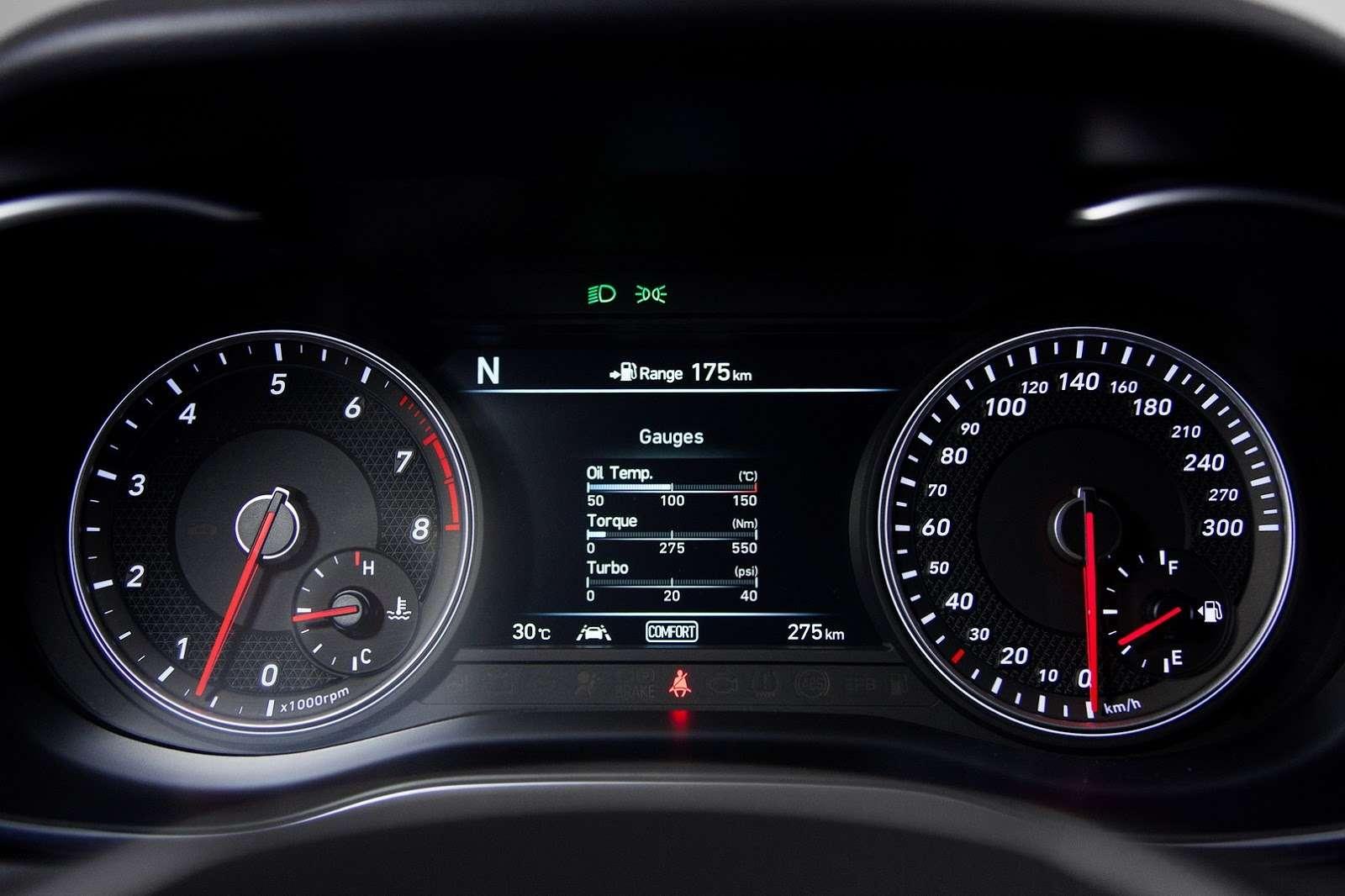 Корейский соперник «трешки» BMW вРоссии оказался дешевле конкурентов— фото 795138