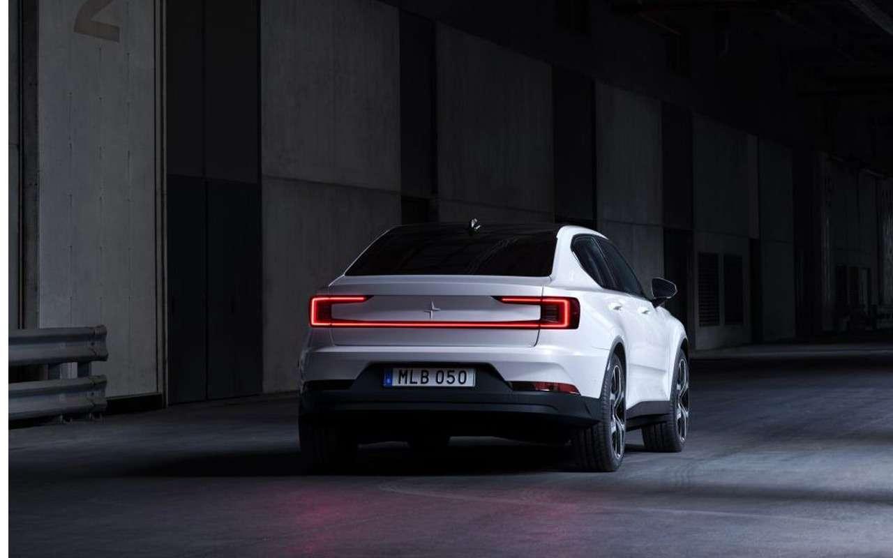 Volvo составит конкуренцию Тесле— фото 953012