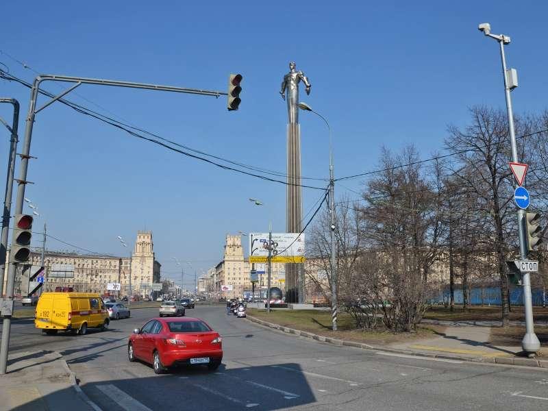 Впервые за10лет Москва замерит уровни автомобильных выбросов
