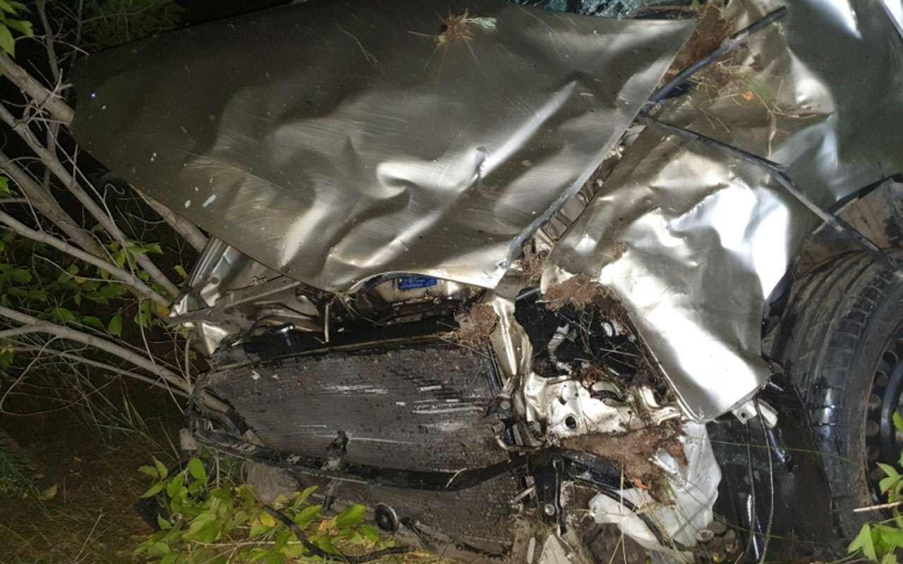 Иностранцы разбились подНовосибирском. Один погиб— фото 992769