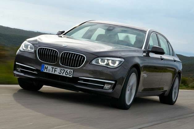 no copyright 2013 bmw 7 series