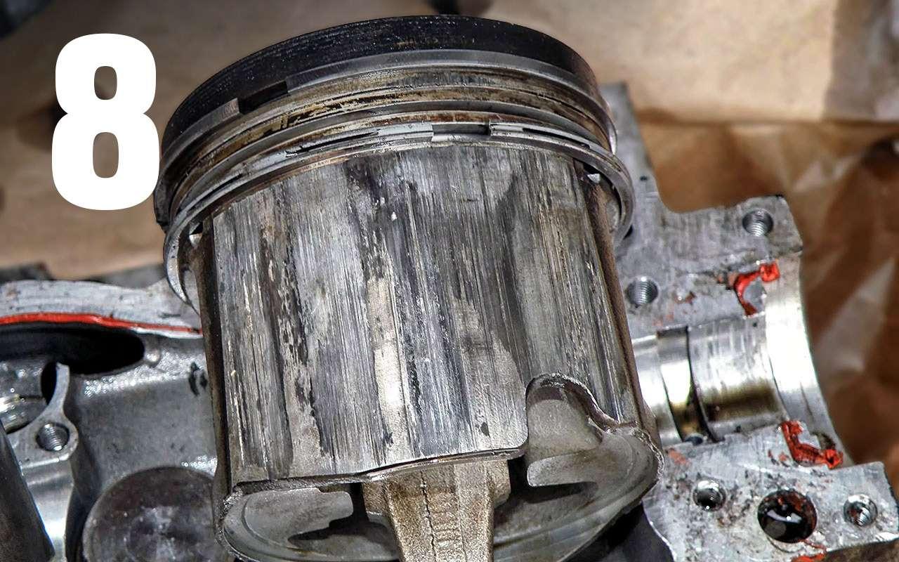 10основных причин, почему мотор жрет масло— фото 780818