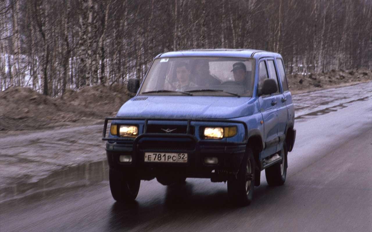 Самые крутые отечественные автомобили 1990-х— фото 919408