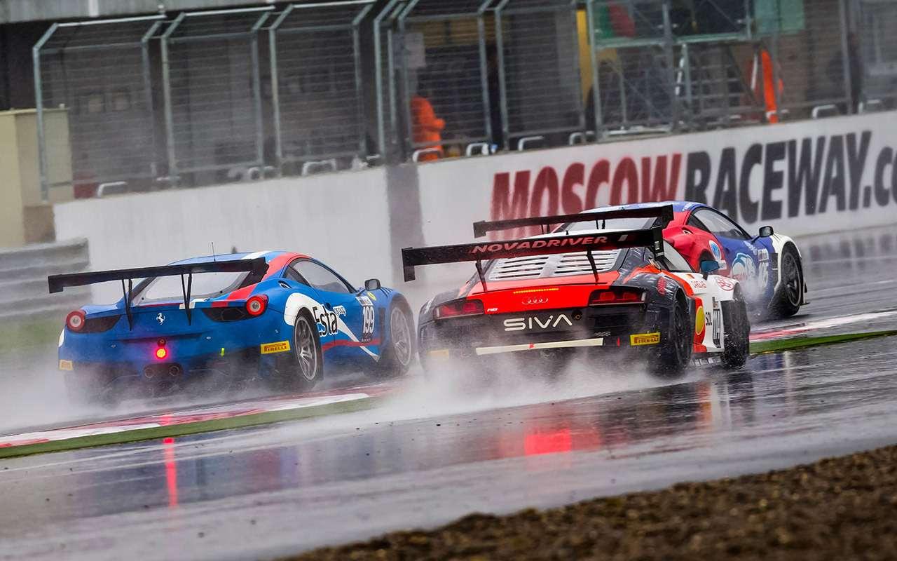 Почему мировые гоночные серии не прижились вРоссии. 4версии— фото 911151