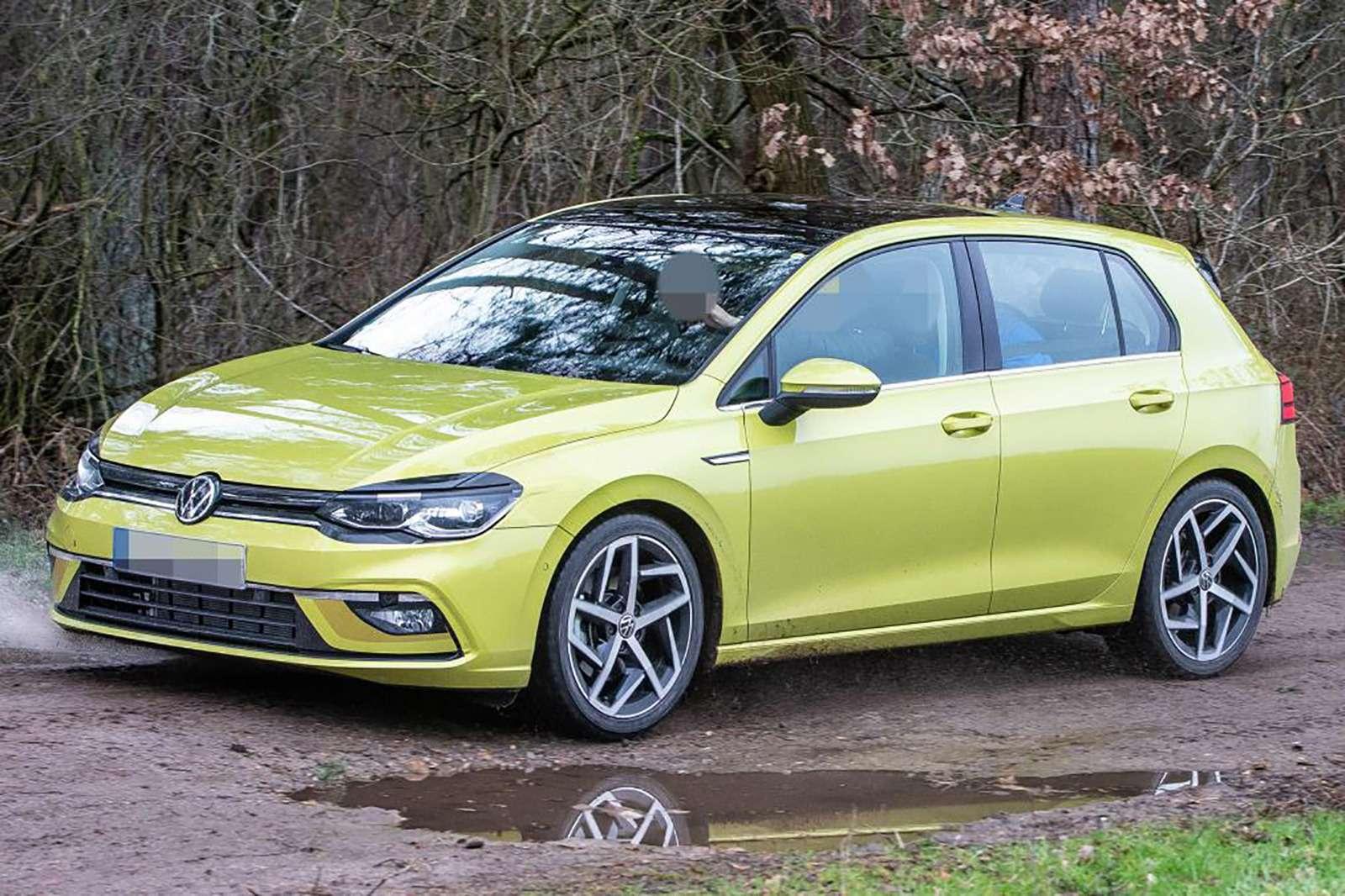 Новый Volkswagen Golf: все изменения воблике— фото 956575
