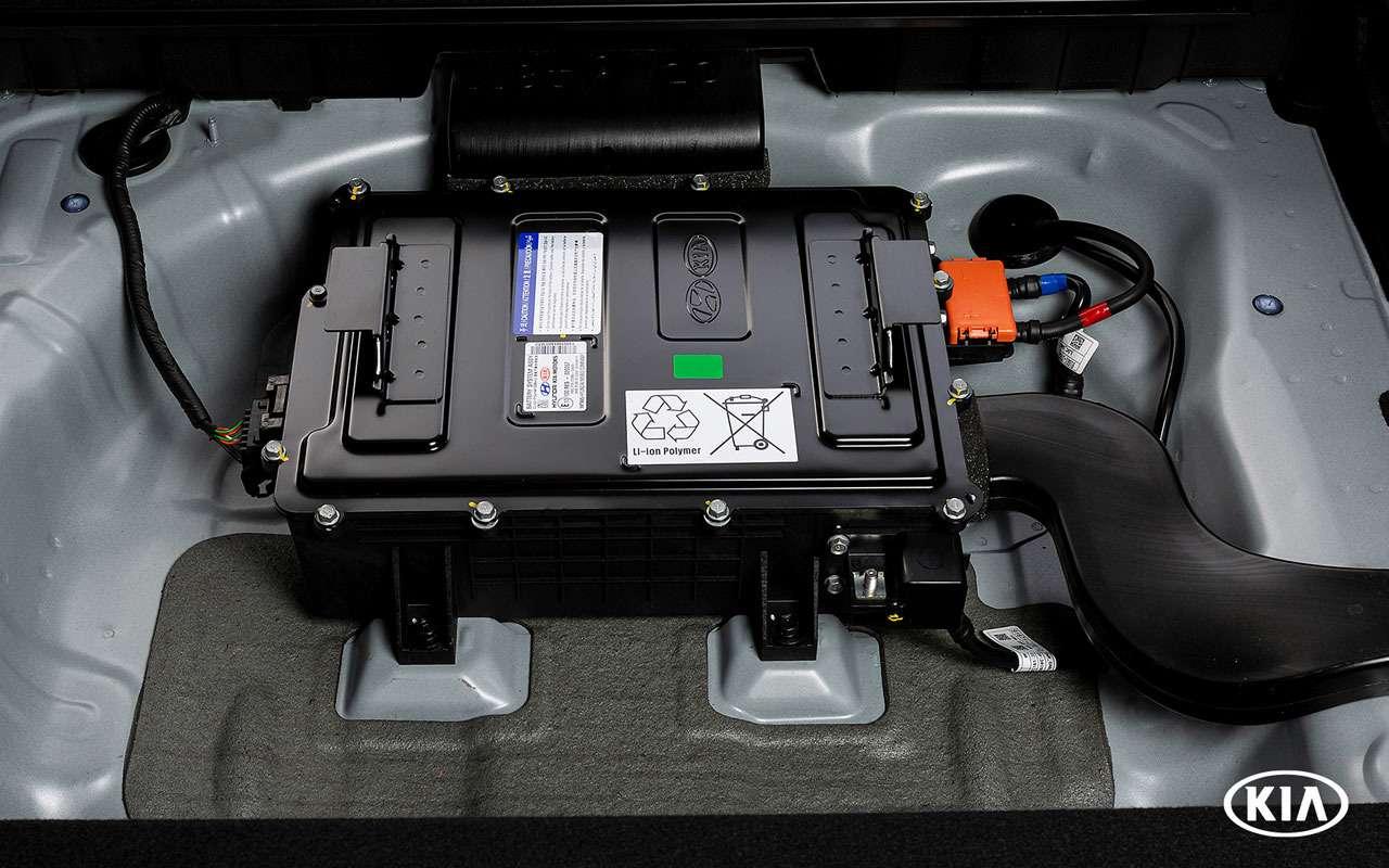 Новый двигатель семейства Kia Ceed— мягкий гибрид— фото 1144259